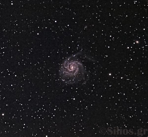 M101 Galaxy
